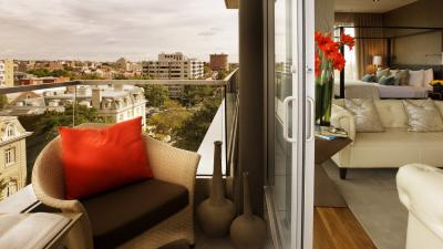 Apartment Balcony Wallpaper 53810