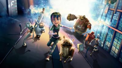 Astro Boy Desktop HD Wallpaper 53821