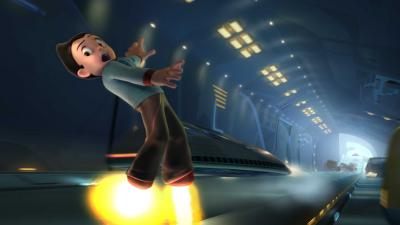 Astro Boy Flying Wallpaper 53827