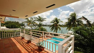 Balcony Widescreen Wallpaper 53818