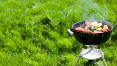 Barbecue Grill Computer Wallpaper 49468