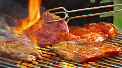 Barbecue Widescreen Wallpaper HD 49469