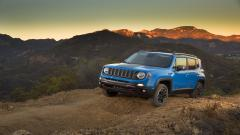 Blue Jeep Widescreen Wallpaper 49732