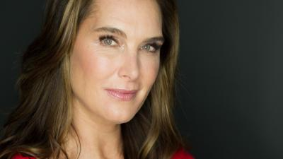 Brooke Shields Face Wallpaper 54881