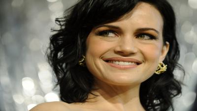 Carla Gugino Smile Wallpaper Background HD 56088