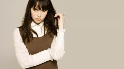 Felicity Jones Desktop Wallpaper 55015