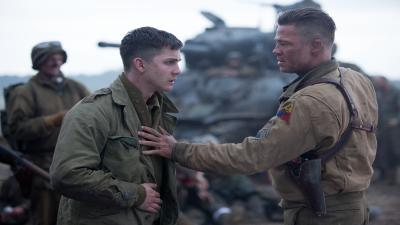 Fury Movie Widescreen Wallpaper 54268