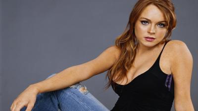 Hot Lindsay Lohan Wallpaper 54851