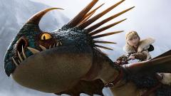 How to Train Your Dragon Movie Wallpaper 49098