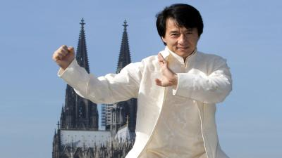 Jackie Chan Desktop Wallpaper 54868