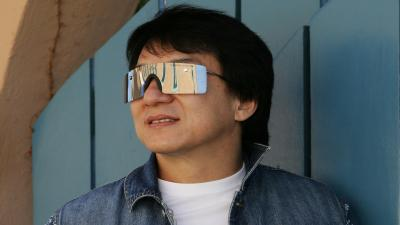 Jackie Chan Glasses Wallpaper Background 54870