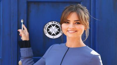 Jenna Coleman Actress Wallpaper 57809