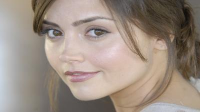 Jenna Coleman Face Wallpaper 57811