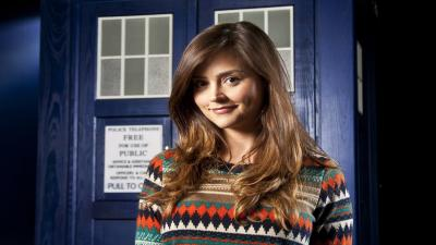 Jenna Coleman Widescreen HD Wallpaper 57816