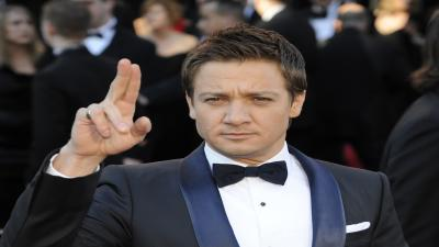 Jeremy Renner Celebrity Wide Wallpaper 57229