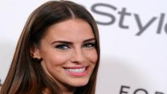 Jessica Lowndes Smile Wallpaper 51129