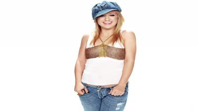 Kelly Clarkson Hat Computer Wallpaper 53854