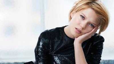 Lea Seydoux Short Hair Wallpaper 54980