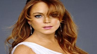 Lindsay Lohan Celebrity Wallpaper 54854