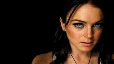 Lindsay Lohan Makeup Wallpaper 54844