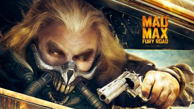 Mad Max Fury Road Movie Poster Wallpaper 54281