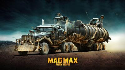 Mad Max Fury Road Movie Poster Wallpaper 54284