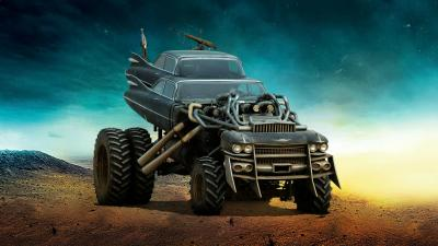 Mad Max Fury Road Movie Vehicle Wallpaper 54274