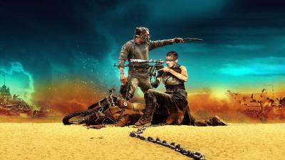 Mad Max Fury Road Movie Wide Wallpaper 54278