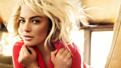 Margot Robbie Desktop Wallpaper 55032