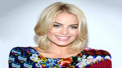 Margot Robbie Smile Wallpaper Photos 55035
