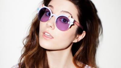 Mary Elizabeth Winstead Glasses Wallpaper 53205