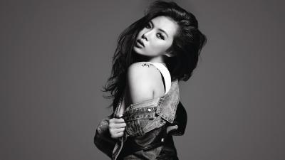 Monochrome Hyuna Kim Wallpaper 53870