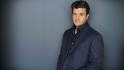Nathan Fillion Celebrity Desktop Wallpaper 57251