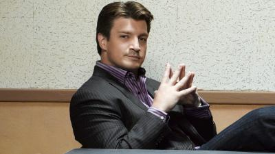 Nathan Fillion Celebrity Wallpaper 57244