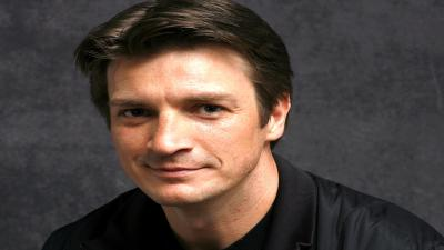 Nathan Fillion Face Wallpaper 57246