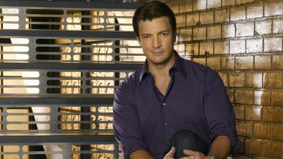 Nathan Fillion Wallpaper 57240