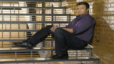 Nathan Fillion Widescreen HD Wallpaper 57249