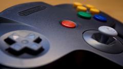 Nintendo 64 Controller Wallpaper 49293