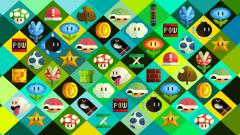 Nintendo Widescreen Wallpaper 49294