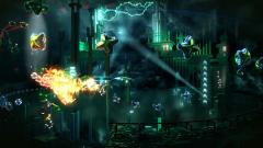 Resogun Game Wallpaper HD 49444