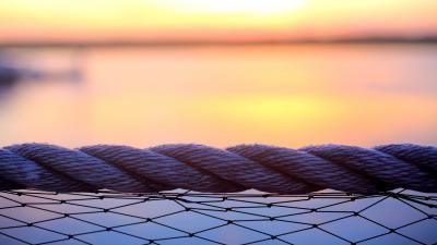 Rope Sunset Wallpaper 54246