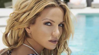 Sarah Harding Face HD Wallpaper 58654