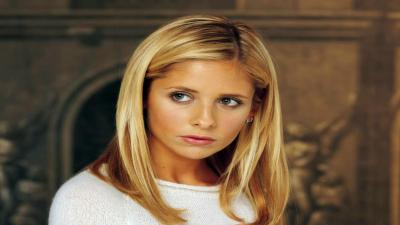 Sarah Michelle Gellar Actress Wallpaper 52567