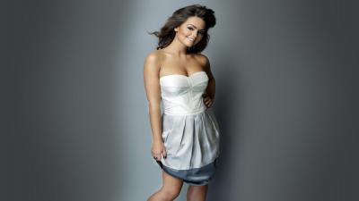 Sexy Jenna Coleman Widescreen Wallpaper 57821
