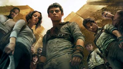 The Maze Runner Movie Cast Wallpaper 54356