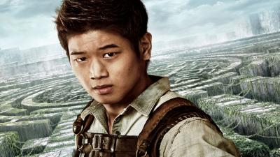 The Maze Runner Movie Minho Wallpaper 54354