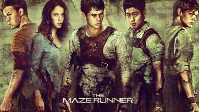 The Maze Runner Movie Poster Wallpaper 54360