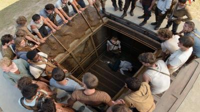 The Maze Runner Movie Wallpaper 54361