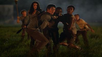 The Maze Runner Movie Wallpaper Background 54355