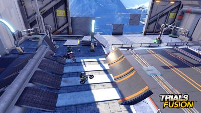Trials Fusion Game Screenshot Wallpaper 54263